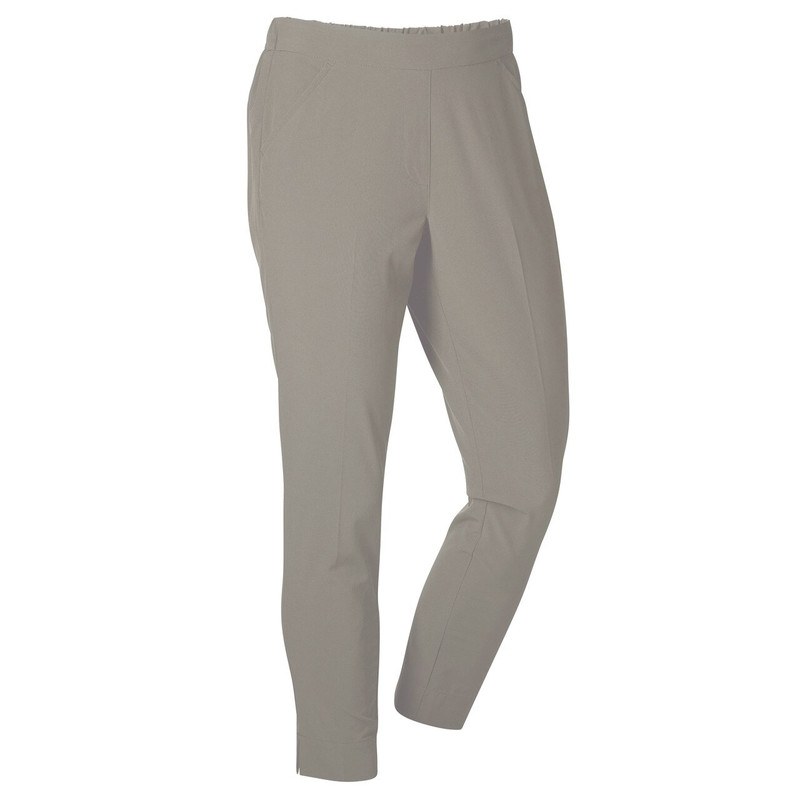 Daily Sports Sense High Water Ankle Pant - Sandy Beige