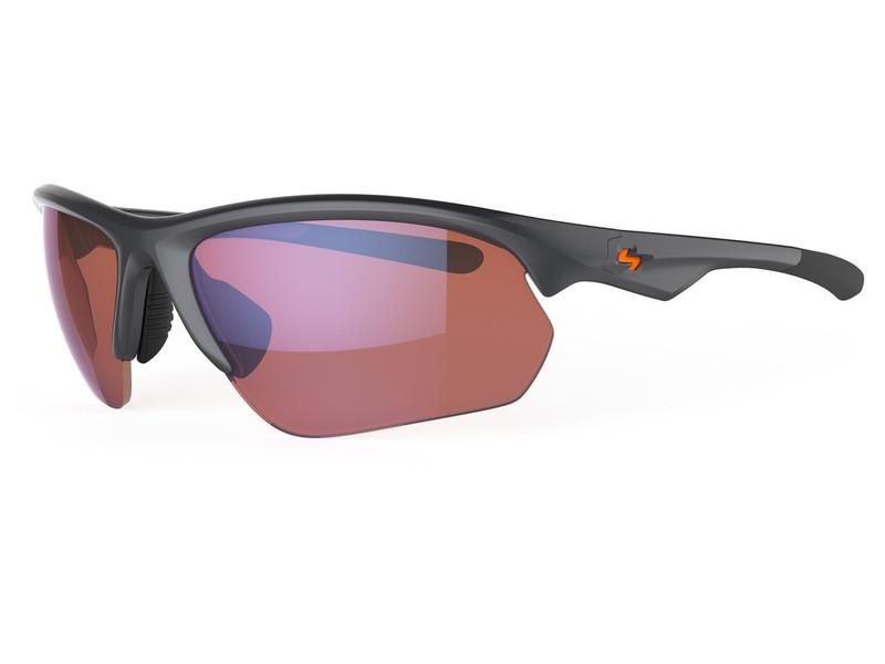Sundog TrueBlue Prime EXT Sunglasses - Dark Grey/Aurora