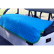 GolfChic Quilted Golf Cart Seat Cover - Turquoise/Green
