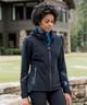 Sunice Robin Zephal Waterproof Jacket w/ Hood - Black/Oyster