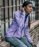 Sunice Onassis Zephal Stretch Rain Jacket - Midnight