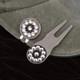 Blingo Ballmark with Hat Clip - Crystal/Black