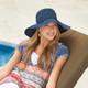 Wallaroo Scrunchie Sun Hat (10 colors)