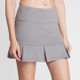Tail Doral Tennis Skort - Frosted Heather