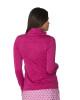 Chase54 Nomad Fleece Jacket - Ruby