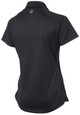 Sunice Jill Coollite Essentials Golf Polo - Black