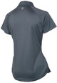 Sunice Jill Coollite Essentials Golf Polo - Charcoal