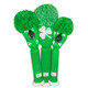 Loudmouth Golf Driver Headcover - Shamrock