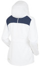 Sunice Kate GORE-TEX® Performance Jacket w/ Removable Hood - White/Golden Glow