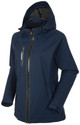 Sunice Kate GORE-TEX® Performance Jacket w/ Removable Hood - Midnight