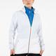 Sunice Blair Packable Wind Jacket w/ Hood - White/Golden Glow