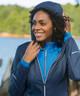 Sunice Blair Packable Wind Jacket w/ Hood - Midnight