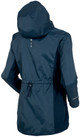 Sunice Blair Packable Wind Jacket (w/ Hood) - Midnight/White