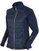 Sunice Ella Climaloft Hybrid Stretch Jacket Midnight