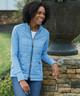 Sunice Ella Climaloft Hybrid Stretch Jacket - Pure White/Gold