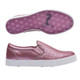 Puma Tustin Slip-on Golf Shoe - Metallic Pink