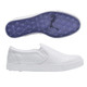 Puma Tustin Slip-on Golf Shoe - White