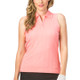 Nancy Lopez Grace Sleeveless Polo (Core Solids)