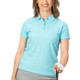 Nancy Lopez Grace Short Sleeve Polo (Core Solids)