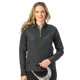 Nancy Lopez Compass Rain Jacket - Black
