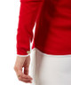 Bobby Jones Leaderboard Quarter Zip Pullover - Cambridge Red