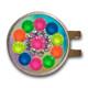 Blingo Neon Confetti Ballmarker