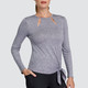 Tail Julieta Active Top - Frosted Heather
