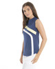 Chase54 Wave Sleeveless Golf Top