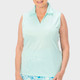 Nancy Lopez Legacy Sleeveless Polo (6 color)