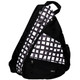 Abstract Pane Pickleball Bag