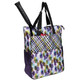Glove It Geo Mix Tennis Tote
