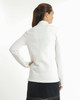 Native Textured Ivory Pullover