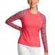 Annika Solar Guard Crewneck - Atlantic
