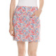 "Swing Control Masters 18"" Golf Skort - Bright Paisley"