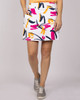 Ladies Trophy Print Skort