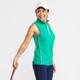 Keep It Covered Sleeveless Golf Top - Green