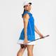 Keep It Covered Sleeveless Golf Top - Royal