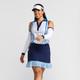KINONA Tailored To Tuck Golf Skort - Navy