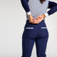 KINONA Tuck It In Golf Trouser - Navy