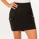 Monarch Beach Skort - Black