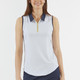 Jump Sleeveless Mock - Breeze