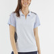 Lynx Short Sleeve Polo - Breeze