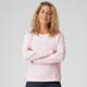 Maxine Pink Sweatshirt