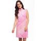 Liz Sleeveless Mock Dress