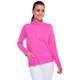 IBKUL Collagen Long Sleeve Mock (8 Colors)