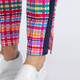KINONA Tuck It In Golf Trouser - Mad Plaid