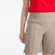 KINONA Tailored and Trim Golf Shorts - Sand
