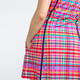 KINONA Sunny Days Sleeveless Golf Dress - Mad Plaid