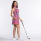 KINONA Sunny Days Sleeveless Golf Dress - Mad Plaid
