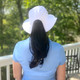 Kate Lord Ladies Ponytail Bucket Hat 2.0